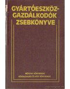 Gyártóeszköz-gazdálkodók zsebkönyve - Poprócsi István dr.