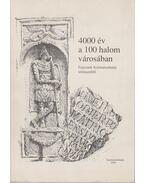 4000 év a 100 halom városában - Poroszlai Ildikó (szerk.)