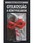 Gyilkosság a könyvvásáron - Porter, Anna