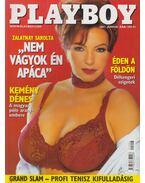 Playboy 2001. június - Pósa Árpád