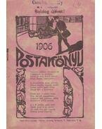 Postakönyv 1906