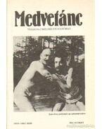 Medvetánc 1985/4 1986/1. szám - Poszler György