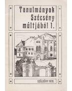 Tanulmányok Szécsény múltjából 1. - Praznovszky Mihály