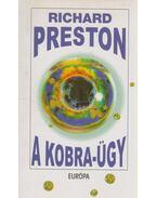 A Kobra-ügy - Preston, Richard