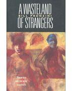 A Wasteland of Strangers - Pronzini, Bill