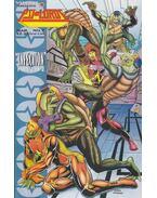 Psi-Lords Vol. 1. No. 7. - Antony Bedard, Leeke, Mike
