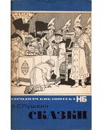 Mesék (orosz) - Puskin, Alekszandr Szergejevics