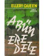 A bűn eredete - Ellery Queen