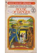 House of Danger - R.A. Montgomery