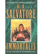DemonWars Saga – Immortalis - R.A. Salvatore