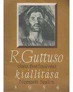 R. Guttuso olasz festőművész kiállítása