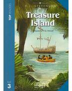 Treasure Island student's book level 3 - R. L. Stevenson, H. Q. Mitchell