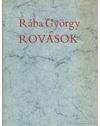 Rovások - Rába György