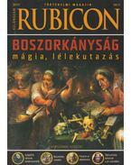 Rubicon Különszám 2012/1 - Rácz Árpád (szerk.)