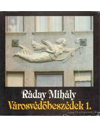 Városvédőbeszédek 1. - Ráday Mihály