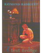 A test ördöge - Raymond Radiguet