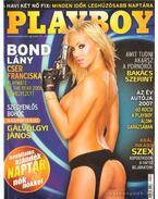 Playboy 2007. január - Radnai Péter