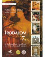 Irodalom 7. - Radóczné Bálint Ildikó, Virág Gyuláné
