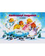 Karácsonyi angyalok - Mondókák - Radvány Zsuzsa