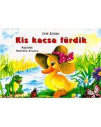 Kis kacsa fürdik - Radvány Zsuzsa