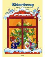Kiskarácsony - kifestő foglalkoztató - Radvány Zsuzsa