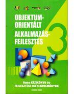 Objektumorientált alkalmazásfejlesztés - Raffai Mária, Kovács Katalin, Tóth Dániel