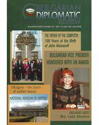 Bulgarian Diplomatic Review 2003/10-11 - Ralitsa Zelenkova