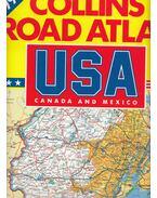 Collins Road Atlas USA, Canada and Mexico - Rand McNally