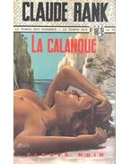 La calanque - RANK, CLAUDE