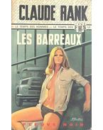 Les barreaux - RANK, CLAUDE