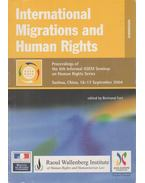 International Migrations and Human Rights - Bertrand Fort