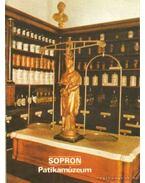 Sopron - Patikamúzeum - Rappai Zsuzsa