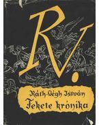 Fekete krónika - Ráth-Végh István
