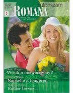 Romana különszám 61. kötet - Raye Morgan, Leanne Banks, Marion Lennox