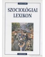 Szociológiai lexikon - Raymond Boudon, Philippe Besnard, Mohamed Cherkaoui, Bernerd-Pierre Lécuyer