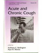 Acute and Chronic Cough - Redington, Anthony E., Morice, Alyn H.