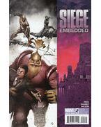 Siege: Embedded No. 2 - Reed, John, Samnee, Chris