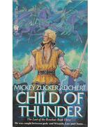 Child of Thunder - Reichert, Mickey Zucker