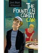 The fourteen carat car - A tizennégy karátos autó (angol) - Rejtő Jenő