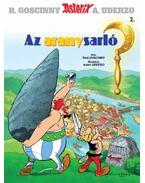 Asterix 2. / Az aranysarló - RENÉ GOSCINNY