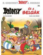 Asterix 24. - Asterixés a belgák - RENÉ GOSCINNY