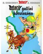 Asterix galliai körutazása - RENÉ GOSCINNY
