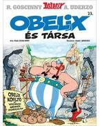 Obelix és társa - RENÉ GOSCINNY