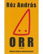Orr (dedikált) - Réz András
