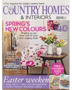 Country Homes April 2010 - Rhoda Parry