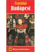 Essential Budapest - Rice, Melanie, RICE, CHRISTOPHER