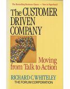 The Customer Driven Company - Richard C. Whiteley