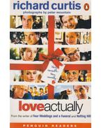 Love Actually - Richard Curtis, Michael Dean
