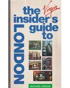 The Virgin Insider's Guide to London - Richard Jobson