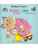 Nagy és kicsi / Big and little - Richard Scarry